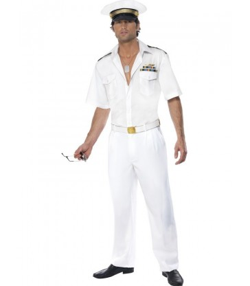 Top Gun Captain Costume