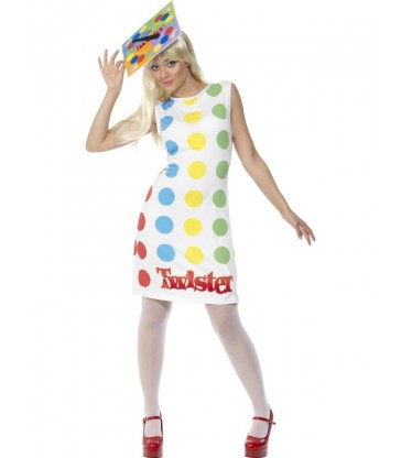 Twister Ladies Costume
