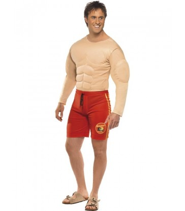 Baywatch Lifeguard Costume3