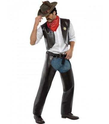 Village People Cowboy Costume