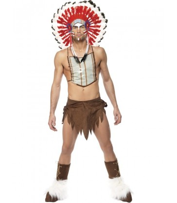Village People Indian Style Costume