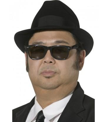 Blues Brothers Men's Fedora Hat