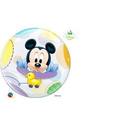 "Disney Baby Mickey mouse 22"" balloon"