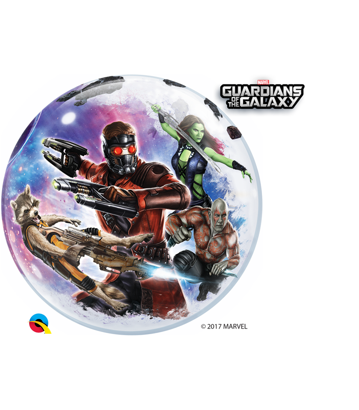 """Marvel's Guardians Of The Galaxy 22"""" balloon"""