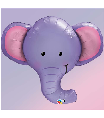 "Ellie The Elephant 39"" balloon"
