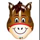 """Hilarious Horse 32"""" balloon"""