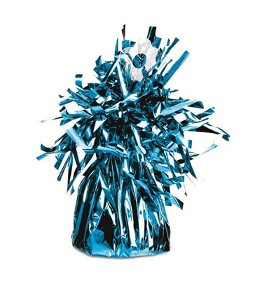 Blue Foil Fringe Weights