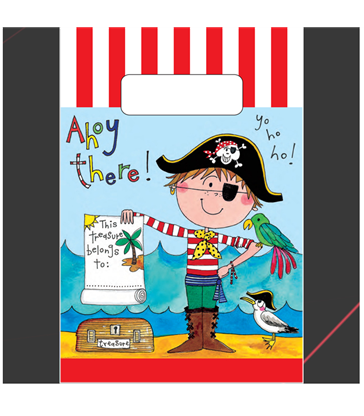Pirate 8 Party Bags