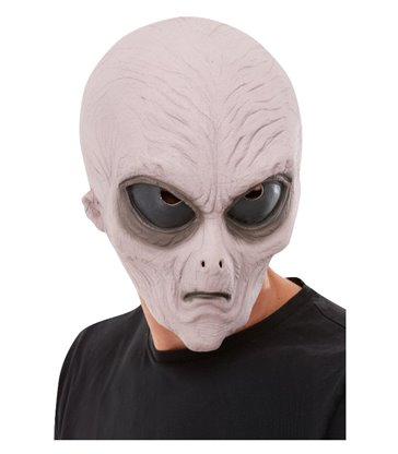 Alien Latex Mask