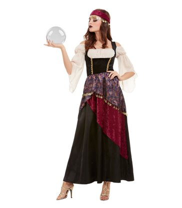 Deluxe Fortune Teller Costume2
