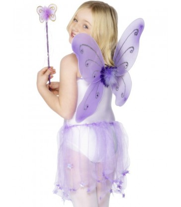Butterfly Wings & Wand2