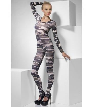 Camouflage Bodysuit