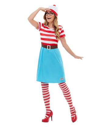 Where's Wally? Wenda Costume2