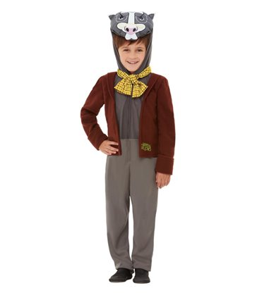 Wind in the Willows Badger Deluxe Costume