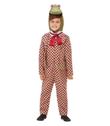 Wind in the Willows Deluxe Toad Costume