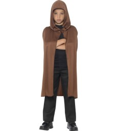 Cape Hooded, Brown