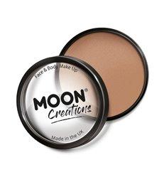 Moon Creations Pro Face Paint Cake Pot, Beige