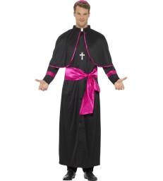 Cardinal Costume, Black
