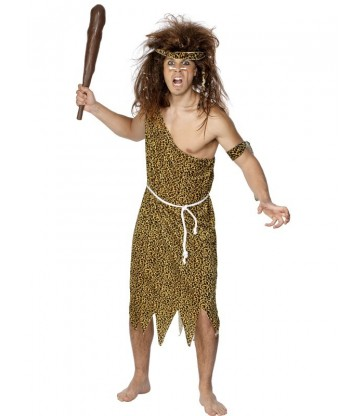 Caveman Costume2
