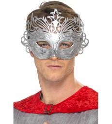 Colombina Silver Mask, Silver