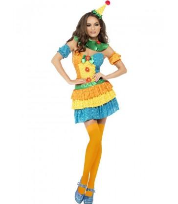 Colourful Clown Cutie Costume