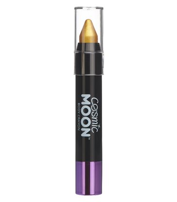 Cosmic Moon Metallic Body Crayon, Gold