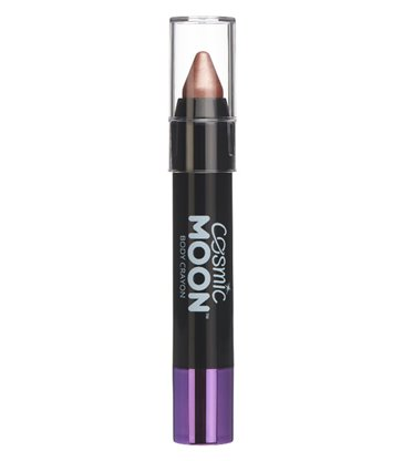 Cosmic Moon Matallic Body Crayon, Rose Gold