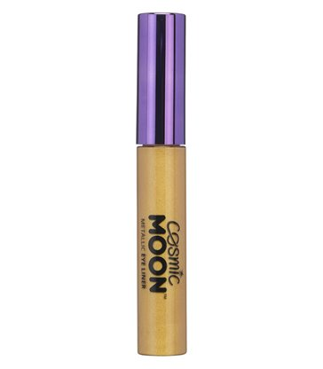 Cosmic Moon Metallic Eye Liner, Gold