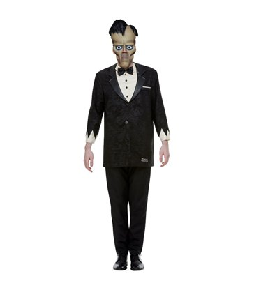Addams Family Lurch Costume, Black