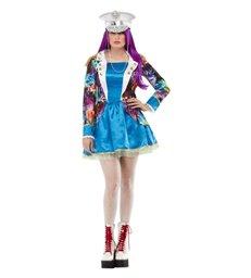Fiesta Dress, Multi-Coloured