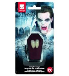 vampire fangs (clip on)