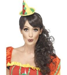 Cute Clown Hat, Multi-Coloured