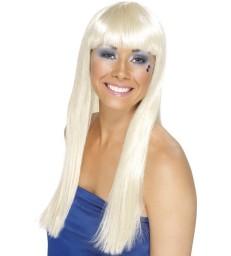 Dancing Queen Wig, Blonde