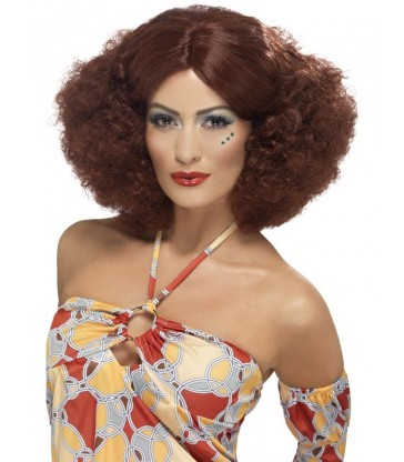 70s Afro Wig
