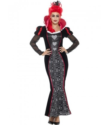 Deluxe Baroque Dark Queen Costume