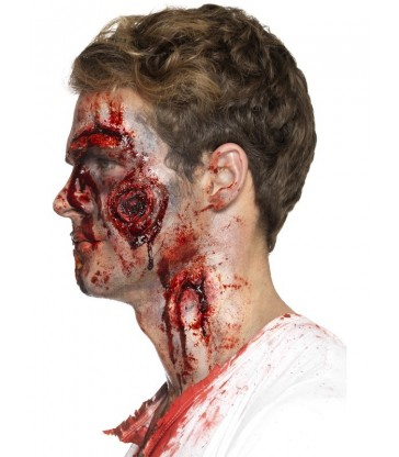 Deluxe Latex Gory Wounds