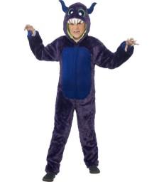 Deluxe Monster Costume, Purple