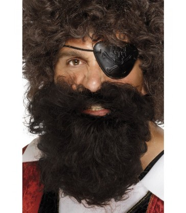 Deluxe Pirate Beard2